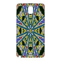 Kaleidoscope Background Samsung Galaxy Note 3 N9005 Hardshell Back Case