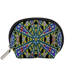 Kaleidoscope Background Accessory Pouches (small)