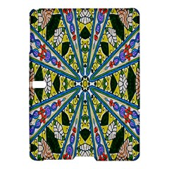 Kaleidoscope Background Samsung Galaxy Tab S (10 5 ) Hardshell Case