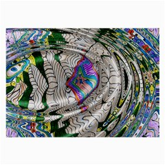 Water Ripple Design Background Wallpaper Of Water Ripples Applied To A Kaleidoscope Pattern Large Glasses Cloth