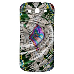 Water Ripple Design Background Wallpaper Of Water Ripples Applied To A Kaleidoscope Pattern Samsung Galaxy S3 S Iii Classic Hardshell Back Case