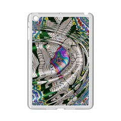 Water Ripple Design Background Wallpaper Of Water Ripples Applied To A Kaleidoscope Pattern Ipad Mini 2 Enamel Coated Cases