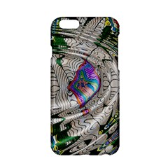 Water Ripple Design Background Wallpaper Of Water Ripples Applied To A Kaleidoscope Pattern Apple iPhone 6/6S Hardshell Case