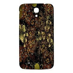 Wallpaper With Fractal Small Flowers Samsung Galaxy Mega I9200 Hardshell Back Case