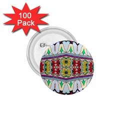 Kaleidoscope Background  Wallpaper 1 75  Buttons (100 Pack)