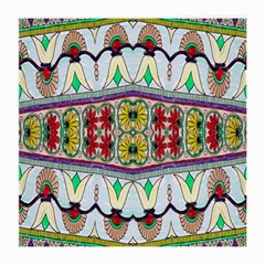 Kaleidoscope Background  Wallpaper Medium Glasses Cloth (2 Side)