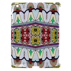 Kaleidoscope Background  Wallpaper Apple Ipad 3/4 Hardshell Case (compatible With Smart Cover)