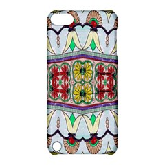 Kaleidoscope Background  Wallpaper Apple iPod Touch 5 Hardshell Case with Stand
