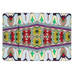 Kaleidoscope Background  Wallpaper Samsung Galaxy Tab 8 9  P7300 Flip Case