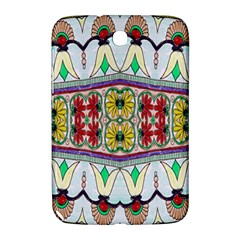 Kaleidoscope Background  Wallpaper Samsung Galaxy Note 8 0 N5100 Hardshell Case