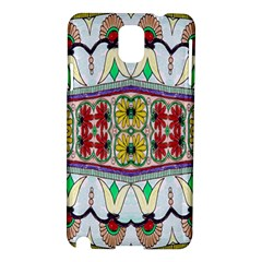 Kaleidoscope Background  Wallpaper Samsung Galaxy Note 3 N9005 Hardshell Case