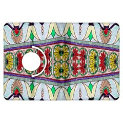 Kaleidoscope Background  Wallpaper Kindle Fire HDX Flip 360 Case