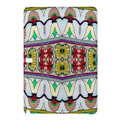 Kaleidoscope Background  Wallpaper Samsung Galaxy Tab Pro 10 1 Hardshell Case