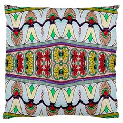 Kaleidoscope Background  Wallpaper Standard Flano Cushion Case (One Side)