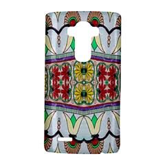 Kaleidoscope Background  Wallpaper LG G4 Hardshell Case