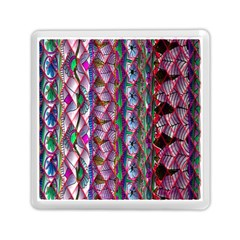 Textured Design Background Pink Wallpaper Of Textured Pattern In Pink Hues Memory Card Reader (square)