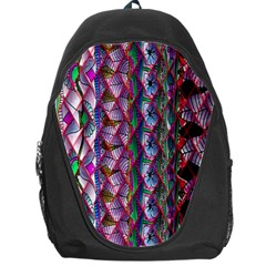 Textured Design Background Pink Wallpaper Of Textured Pattern In Pink Hues Backpack Bag