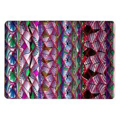 Textured Design Background Pink Wallpaper Of Textured Pattern In Pink Hues Samsung Galaxy Tab 10 1  P7500 Flip Case