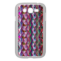 Textured Design Background Pink Wallpaper Of Textured Pattern In Pink Hues Samsung Galaxy Grand Duos I9082 Case (white)