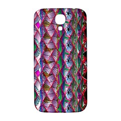 Textured Design Background Pink Wallpaper Of Textured Pattern In Pink Hues Samsung Galaxy S4 I9500/I9505  Hardshell Back Case