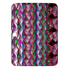 Textured Design Background Pink Wallpaper Of Textured Pattern In Pink Hues Samsung Galaxy Tab 3 (10 1 ) P5200 Hardshell Case