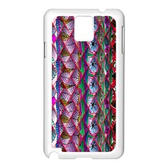 Textured Design Background Pink Wallpaper Of Textured Pattern In Pink Hues Samsung Galaxy Note 3 N9005 Case (White)