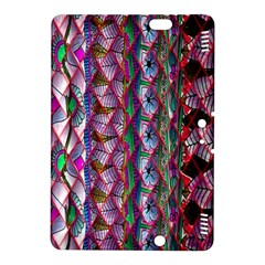Textured Design Background Pink Wallpaper Of Textured Pattern In Pink Hues Kindle Fire Hdx 8 9  Hardshell Case