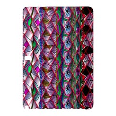 Textured Design Background Pink Wallpaper Of Textured Pattern In Pink Hues Samsung Galaxy Tab Pro 12.2 Hardshell Case