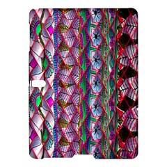 Textured Design Background Pink Wallpaper Of Textured Pattern In Pink Hues Samsung Galaxy Tab S (10.5 ) Hardshell Case