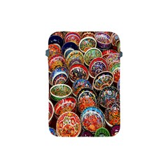 Colorful Oriental Bowls On Local Market In Turkey Apple Ipad Mini Protective Soft Cases