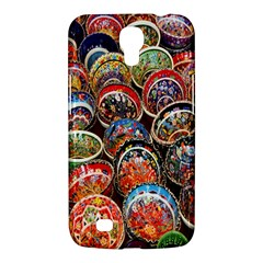 Colorful Oriental Bowls On Local Market In Turkey Samsung Galaxy Mega 6 3  I9200 Hardshell Case