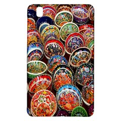 Colorful Oriental Bowls On Local Market In Turkey Samsung Galaxy Tab Pro 8 4 Hardshell Case