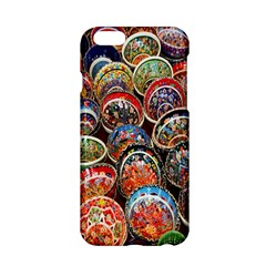 Colorful Oriental Bowls On Local Market In Turkey Apple Iphone 6/6s Hardshell Case