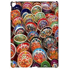 Colorful Oriental Bowls On Local Market In Turkey Apple Ipad Pro 12 9   Hardshell Case