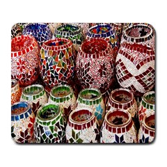 Colorful Oriental Candle Holders For Sale On Local Market Large Mousepads
