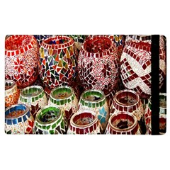 Colorful Oriental Candle Holders For Sale On Local Market Apple Ipad 2 Flip Case