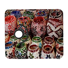 Colorful Oriental Candle Holders For Sale On Local Market Galaxy S3 (flip/folio)