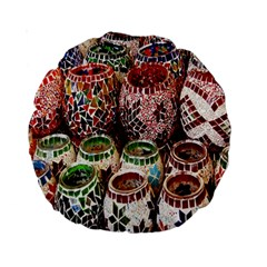 Colorful Oriental Candle Holders For Sale On Local Market Standard 15  Premium Round Cushions