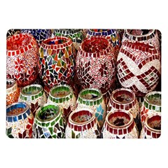 Colorful Oriental Candle Holders For Sale On Local Market Samsung Galaxy Tab 10 1  P7500 Flip Case