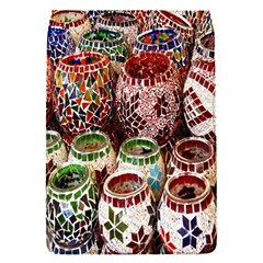 Colorful Oriental Candle Holders For Sale On Local Market Flap Covers (s)