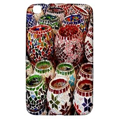 Colorful Oriental Candle Holders For Sale On Local Market Samsung Galaxy Tab 3 (8 ) T3100 Hardshell Case