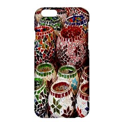 Colorful Oriental Candle Holders For Sale On Local Market Apple Iphone 6 Plus/6s Plus Hardshell Case