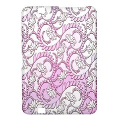 Floral Pattern Background Kindle Fire Hd 8 9