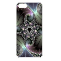 Precious Spiral Apple Iphone 5 Seamless Case (white)