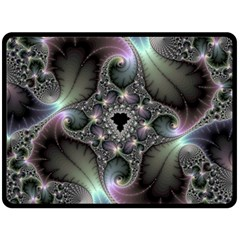 Precious Spiral Double Sided Fleece Blanket (large)