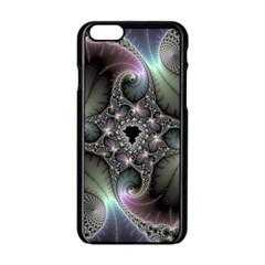 Precious Spiral Apple Iphone 6/6s Black Enamel Case