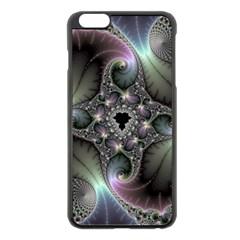 Precious Spiral Apple Iphone 6 Plus/6s Plus Black Enamel Case