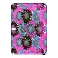 Floral Pattern Background Samsung Galaxy Tab Pro 10 1 Hardshell Case