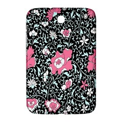 Oriental Style Floral Pattern Background Wallpaper Samsung Galaxy Note 8 0 N5100 Hardshell Case