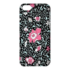 Oriental Style Floral Pattern Background Wallpaper Apple iPhone 5C Hardshell Case